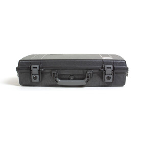 Peli 1490 Laptop Computer Case DeLuxe Pudło szary/brązowy
